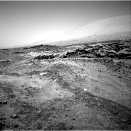 Nasa's Mars rover Curiosity acquired this image using its Right Navigation Camera on Sol 1049, at drive 2350, site number 48