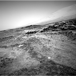 Nasa's Mars rover Curiosity acquired this image using its Right Navigation Camera on Sol 1049, at drive 2362, site number 48