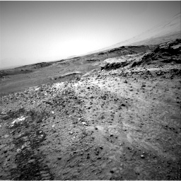 Nasa's Mars rover Curiosity acquired this image using its Right Navigation Camera on Sol 1049, at drive 2380, site number 48