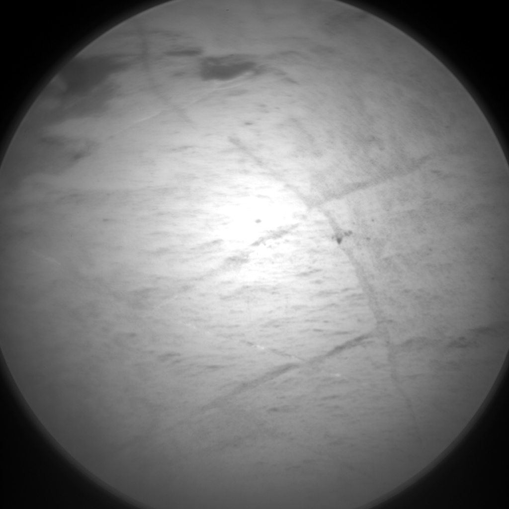 Nasa's Mars rover Curiosity acquired this image using its Chemistry & Camera (ChemCam) on Sol 1053, at drive 2470, site number 48