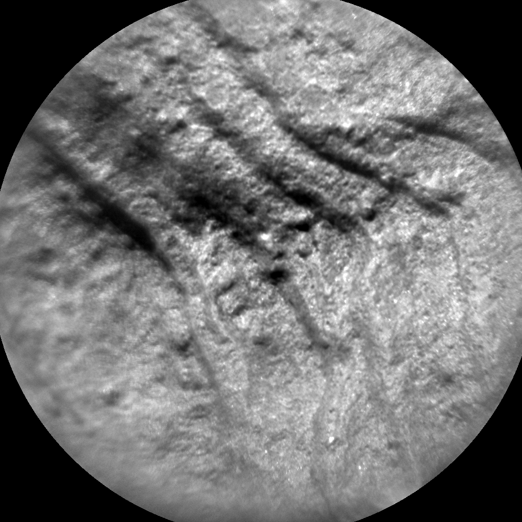 Nasa's Mars rover Curiosity acquired this image using its Chemistry & Camera (ChemCam) on Sol 1055, at drive 2518, site number 48