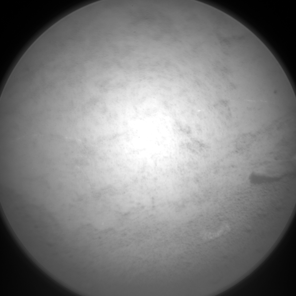 Nasa's Mars rover Curiosity acquired this image using its Chemistry & Camera (ChemCam) on Sol 1057, at drive 2542, site number 48