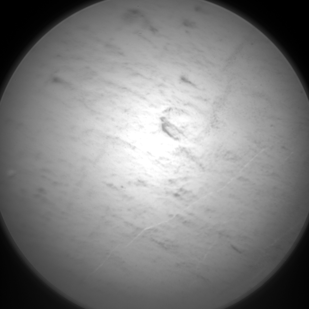 Nasa's Mars rover Curiosity acquired this image using its Chemistry & Camera (ChemCam) on Sol 1065, at drive 2542, site number 48