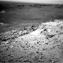 Nasa's Mars rover Curiosity acquired this image using its Left Navigation Camera on Sol 1066, at drive 2668, site number 48