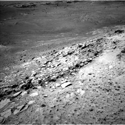 Nasa's Mars rover Curiosity acquired this image using its Left Navigation Camera on Sol 1066, at drive 2680, site number 48