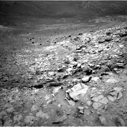 Nasa's Mars rover Curiosity acquired this image using its Left Navigation Camera on Sol 1066, at drive 2692, site number 48