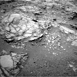 Nasa's Mars rover Curiosity acquired this image using its Left Navigation Camera on Sol 1066, at drive 2746, site number 48