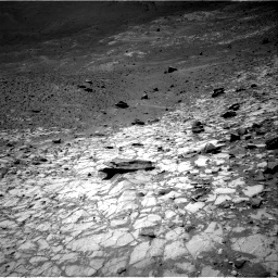 Nasa's Mars rover Curiosity acquired this image using its Right Navigation Camera on Sol 1066, at drive 2542, site number 48