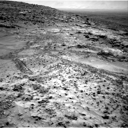 Nasa's Mars rover Curiosity acquired this image using its Right Navigation Camera on Sol 1066, at drive 2548, site number 48