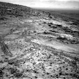 Nasa's Mars rover Curiosity acquired this image using its Right Navigation Camera on Sol 1066, at drive 2554, site number 48