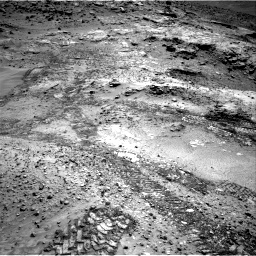 Nasa's Mars rover Curiosity acquired this image using its Right Navigation Camera on Sol 1066, at drive 2566, site number 48