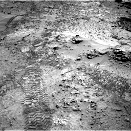 Nasa's Mars rover Curiosity acquired this image using its Right Navigation Camera on Sol 1066, at drive 2590, site number 48