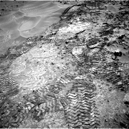 Nasa's Mars rover Curiosity acquired this image using its Right Navigation Camera on Sol 1066, at drive 2608, site number 48