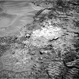 Nasa's Mars rover Curiosity acquired this image using its Right Navigation Camera on Sol 1066, at drive 2620, site number 48