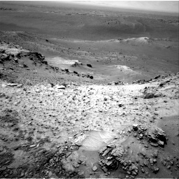 Nasa's Mars rover Curiosity acquired this image using its Right Navigation Camera on Sol 1066, at drive 2638, site number 48
