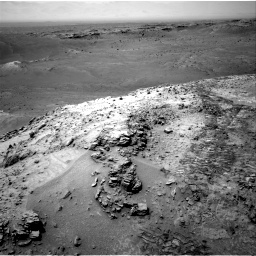 Nasa's Mars rover Curiosity acquired this image using its Right Navigation Camera on Sol 1066, at drive 2656, site number 48