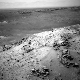 Nasa's Mars rover Curiosity acquired this image using its Right Navigation Camera on Sol 1066, at drive 2662, site number 48