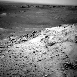 Nasa's Mars rover Curiosity acquired this image using its Right Navigation Camera on Sol 1066, at drive 2668, site number 48