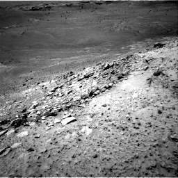 Nasa's Mars rover Curiosity acquired this image using its Right Navigation Camera on Sol 1066, at drive 2680, site number 48