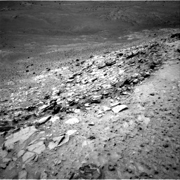 Nasa's Mars rover Curiosity acquired this image using its Right Navigation Camera on Sol 1066, at drive 2686, site number 48