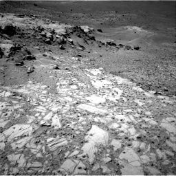 Nasa's Mars rover Curiosity acquired this image using its Right Navigation Camera on Sol 1066, at drive 2716, site number 48