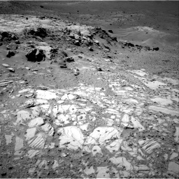 Nasa's Mars rover Curiosity acquired this image using its Right Navigation Camera on Sol 1066, at drive 2722, site number 48
