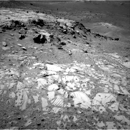 Nasa's Mars rover Curiosity acquired this image using its Right Navigation Camera on Sol 1066, at drive 2728, site number 48