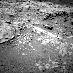 Nasa's Mars rover Curiosity acquired this image using its Right Navigation Camera on Sol 1066, at drive 2740, site number 48