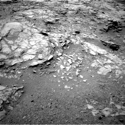 Nasa's Mars rover Curiosity acquired this image using its Right Navigation Camera on Sol 1066, at drive 2746, site number 48