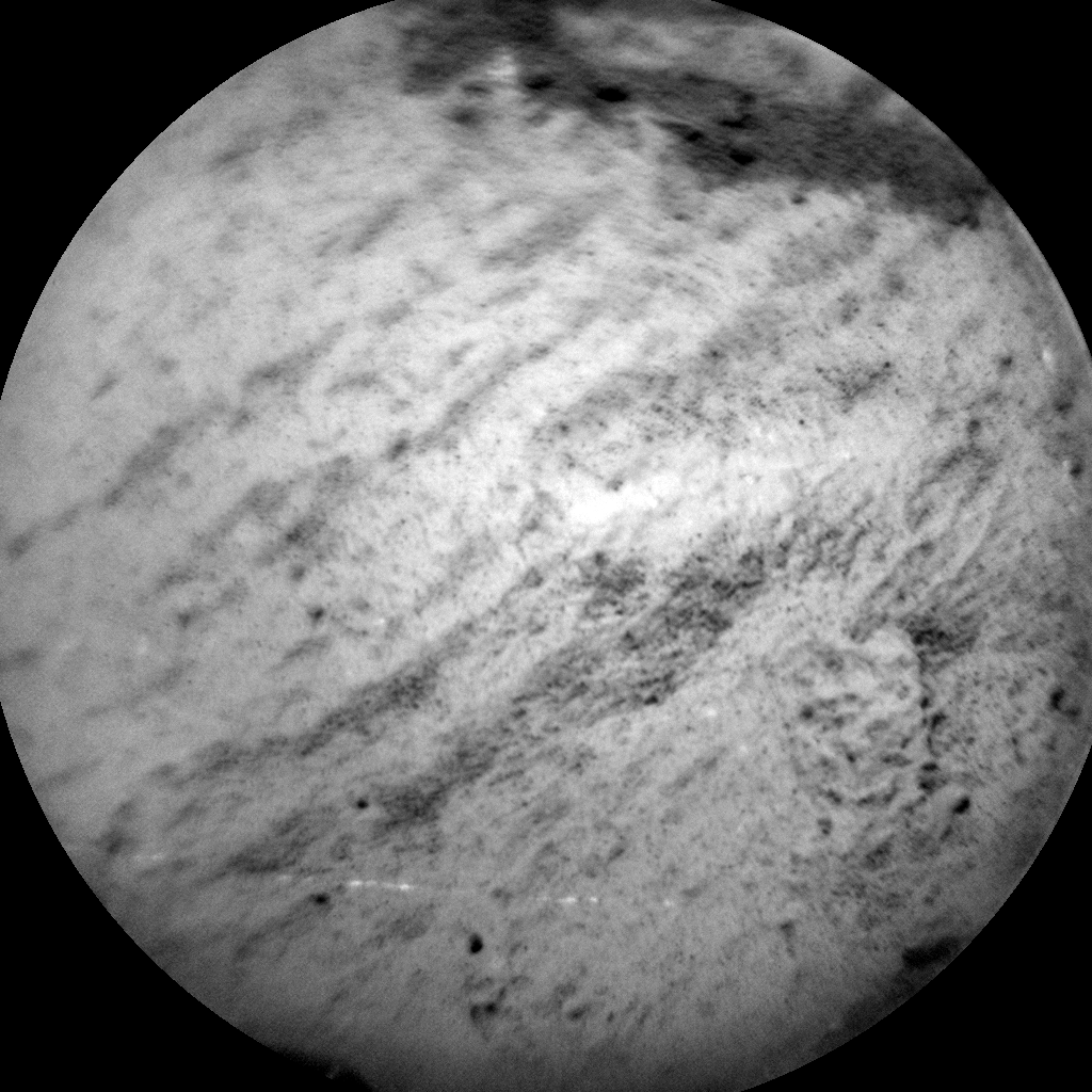 Nasa's Mars rover Curiosity acquired this image using its Chemistry & Camera (ChemCam) on Sol 1066, at drive 2542, site number 48