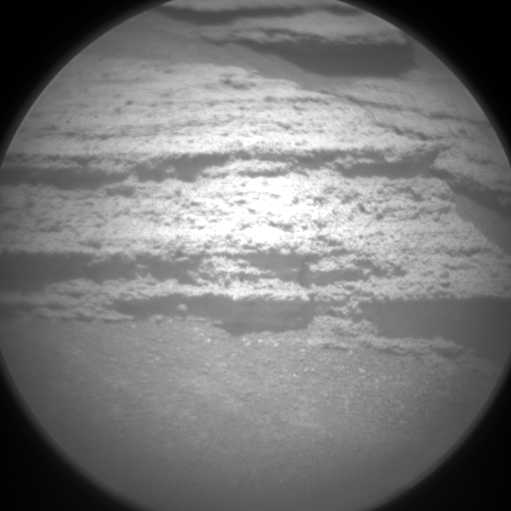 Nasa's Mars rover Curiosity acquired this image using its Chemistry & Camera (ChemCam) on Sol 1067, at drive 2794, site number 48