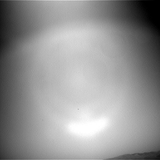 Nasa's Mars rover Curiosity acquired this image using its Left Navigation Camera on Sol 1067, at drive 2794, site number 48