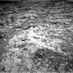 Nasa's Mars rover Curiosity acquired this image using its Left Navigation Camera on Sol 1067, at drive 2944, site number 48