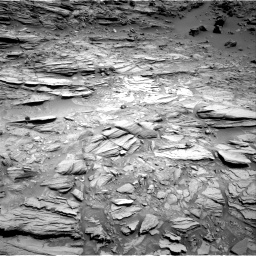 Nasa's Mars rover Curiosity acquired this image using its Right Navigation Camera on Sol 1067, at drive 2794, site number 48