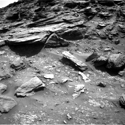 Nasa's Mars rover Curiosity acquired this image using its Right Navigation Camera on Sol 1067, at drive 2890, site number 48