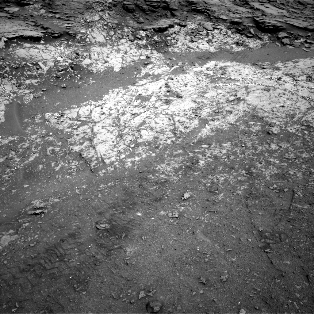 Nasa's Mars rover Curiosity acquired this image using its Right Navigation Camera on Sol 1067, at drive 2896, site number 48