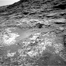 Nasa's Mars rover Curiosity acquired this image using its Right Navigation Camera on Sol 1067, at drive 2926, site number 48