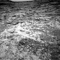 Nasa's Mars rover Curiosity acquired this image using its Right Navigation Camera on Sol 1067, at drive 2950, site number 48