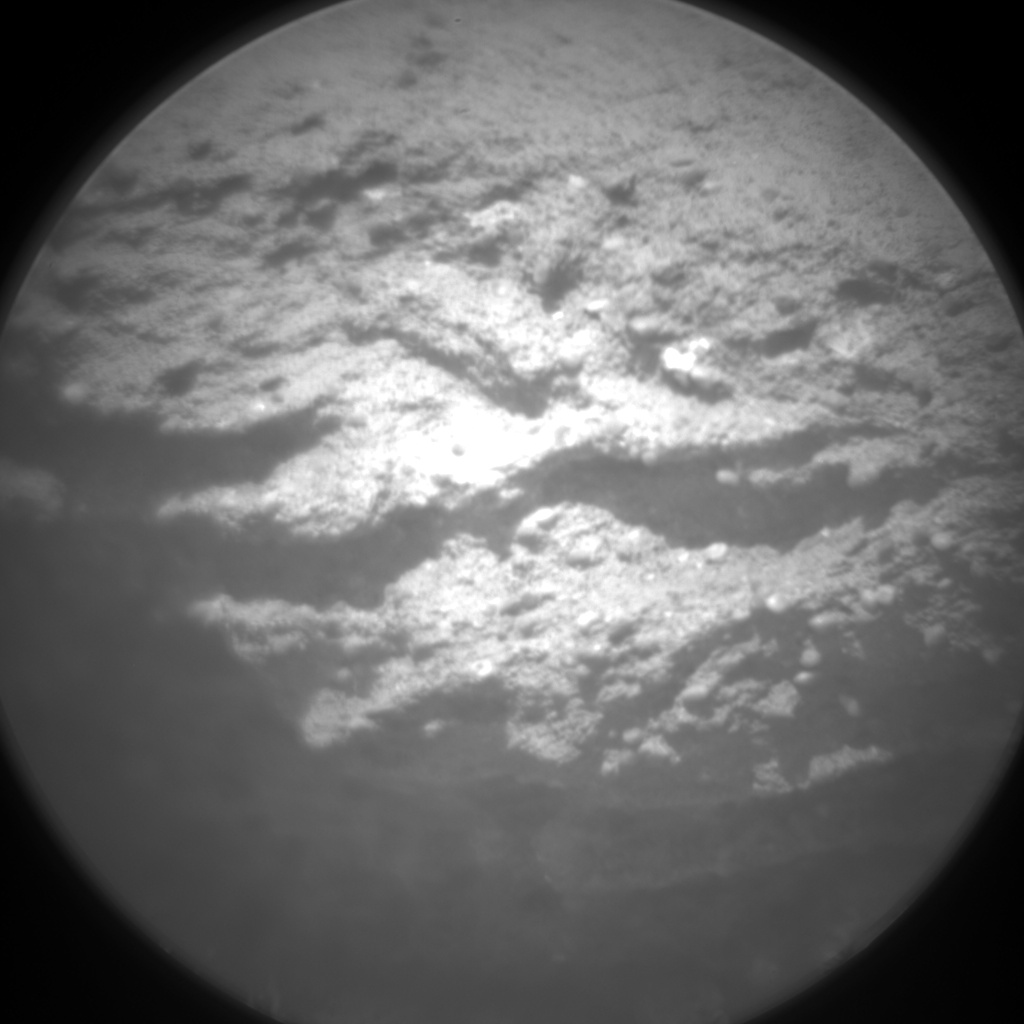 Nasa's Mars rover Curiosity acquired this image using its Chemistry & Camera (ChemCam) on Sol 1071, at drive 0, site number 49