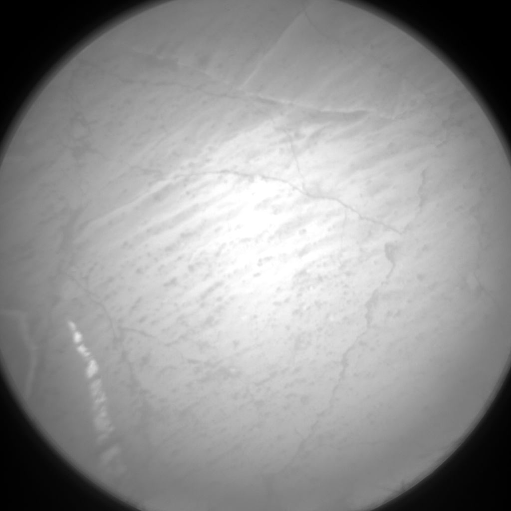 Nasa's Mars rover Curiosity acquired this image using its Chemistry & Camera (ChemCam) on Sol 1072, at drive 0, site number 49
