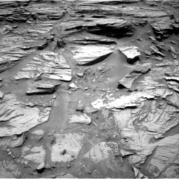 Nasa's Mars rover Curiosity acquired this image using its Right Navigation Camera on Sol 1072, at drive 90, site number 49