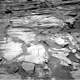 Nasa's Mars rover Curiosity acquired this image using its Right Navigation Camera on Sol 1072, at drive 138, site number 49