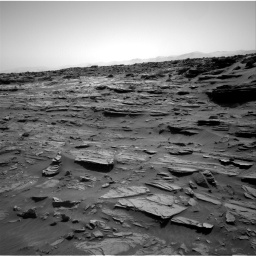 Nasa's Mars rover Curiosity acquired this image using its Right Navigation Camera on Sol 1072, at drive 186, site number 49