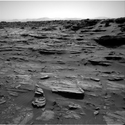 Nasa's Mars rover Curiosity acquired this image using its Right Navigation Camera on Sol 1072, at drive 204, site number 49