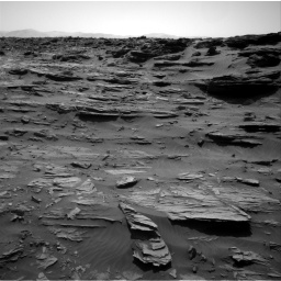 Nasa's Mars rover Curiosity acquired this image using its Right Navigation Camera on Sol 1072, at drive 216, site number 49