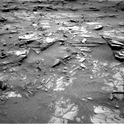 Nasa's Mars rover Curiosity acquired this image using its Right Navigation Camera on Sol 1072, at drive 228, site number 49