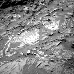 Nasa's Mars rover Curiosity acquired this image using its Right Navigation Camera on Sol 1072, at drive 276, site number 49