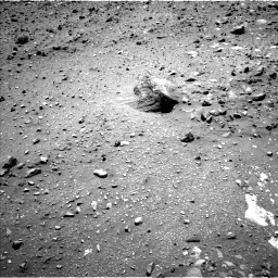 Nasa's Mars rover Curiosity acquired this image using its Left Navigation Camera on Sol 1073, at drive 390, site number 49