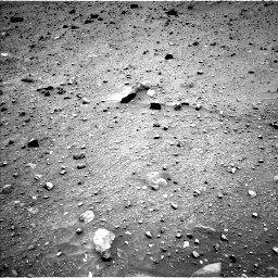 Nasa's Mars rover Curiosity acquired this image using its Left Navigation Camera on Sol 1073, at drive 474, site number 49