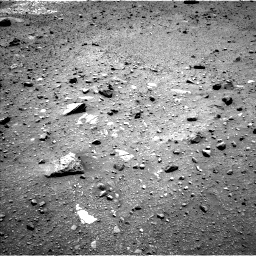 Nasa's Mars rover Curiosity acquired this image using its Left Navigation Camera on Sol 1073, at drive 522, site number 49